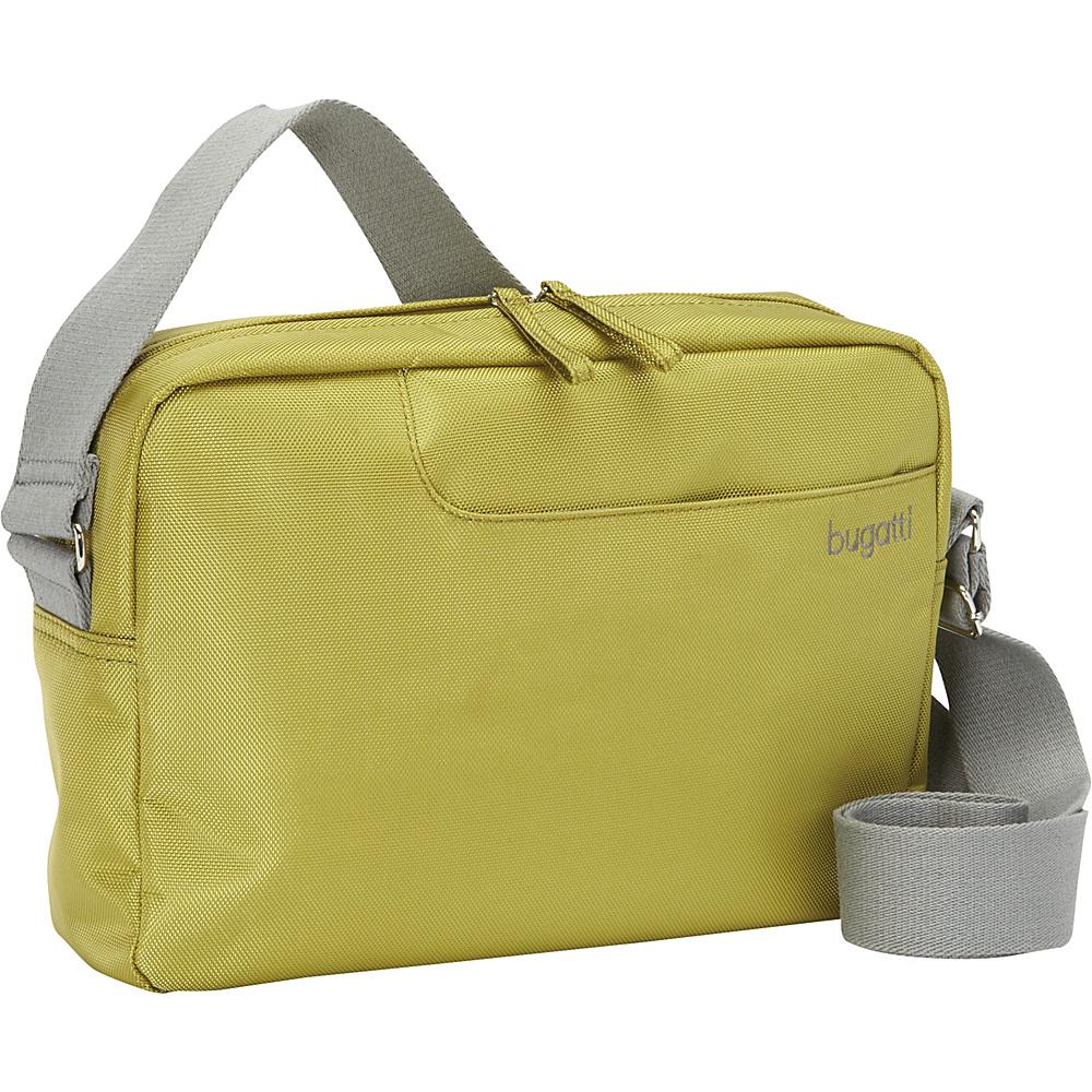 Bugatti Jason Messenger Bag Green Bugatti Messenger Bags