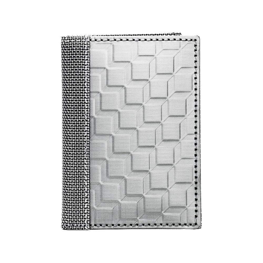 Stewart Stand RFID Blocking Driving Wallet Silver Blocks Stewart Stand Men s Wallets