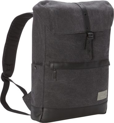 HEX Alliance Laptop Backpack Charcoal Canvas - HEX Business & Laptop Backpacks