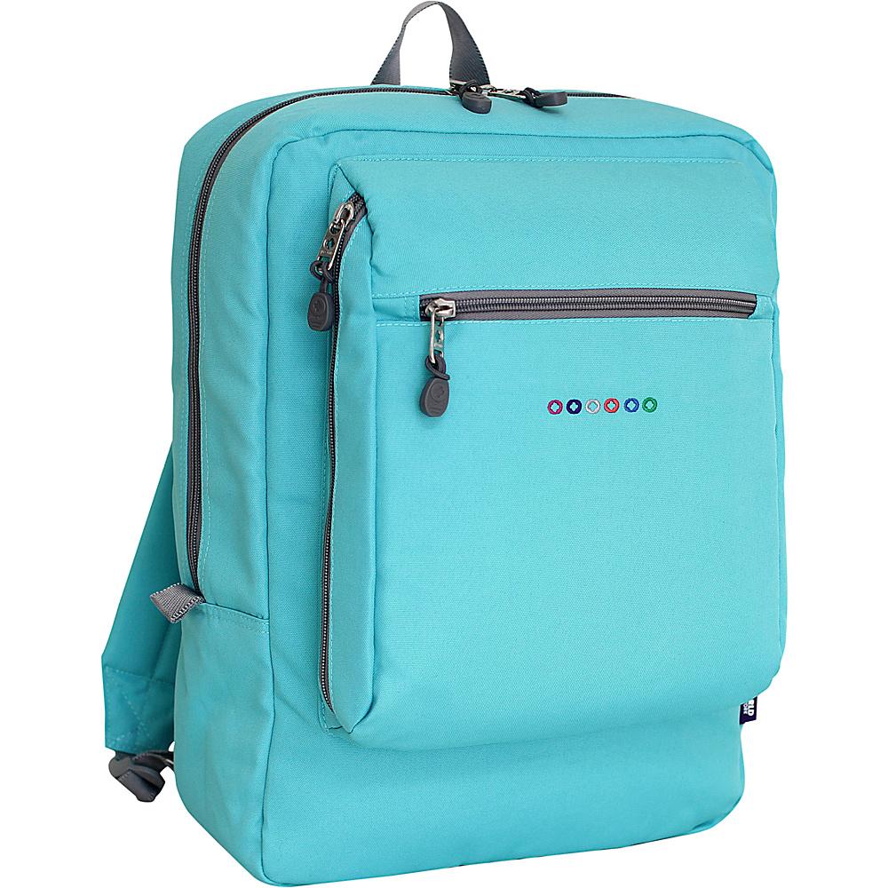 J World New York Art School Backpack Seafoam - J World New York Everyday Backpacks - Backpacks, Everyday Backpacks