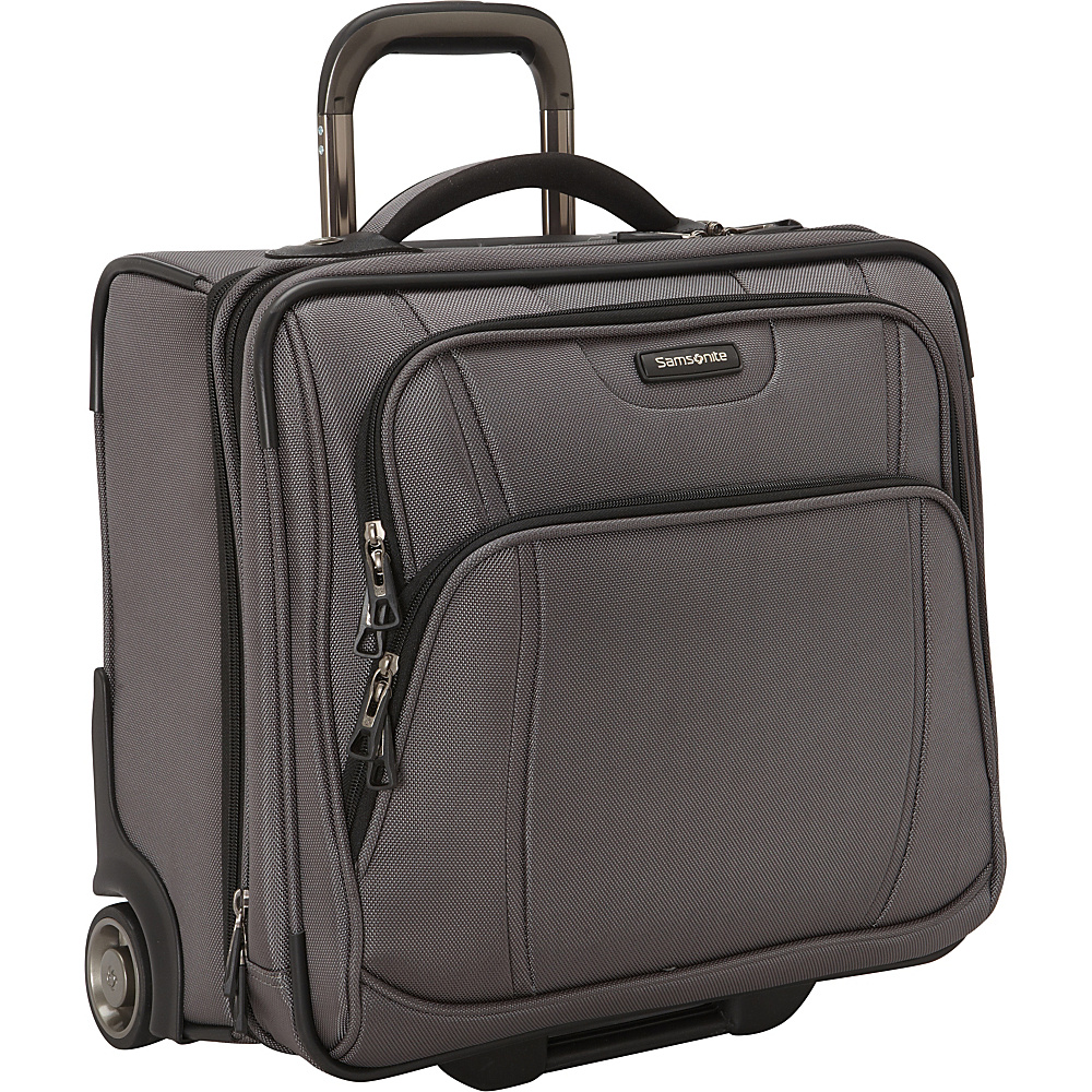 Samsonite DK3 TR Underseater Charcoal - Samsonite Softside Carry-On