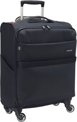 Roncato Venice 22 inch Carry-on Spinner Blue - Roncato Softside Carry-On