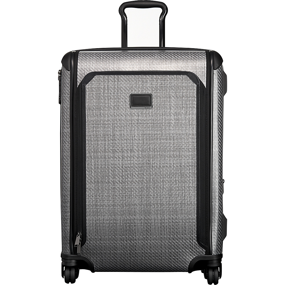Tumi Tegra-Max Medium Trip Expandable Packing Case Tegris - Tumi Hardside Checked