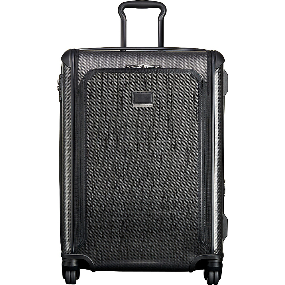 Tumi Tegra-Max Medium Trip Expandable Packing Case Black Graphite - Tumi Hardside Checked