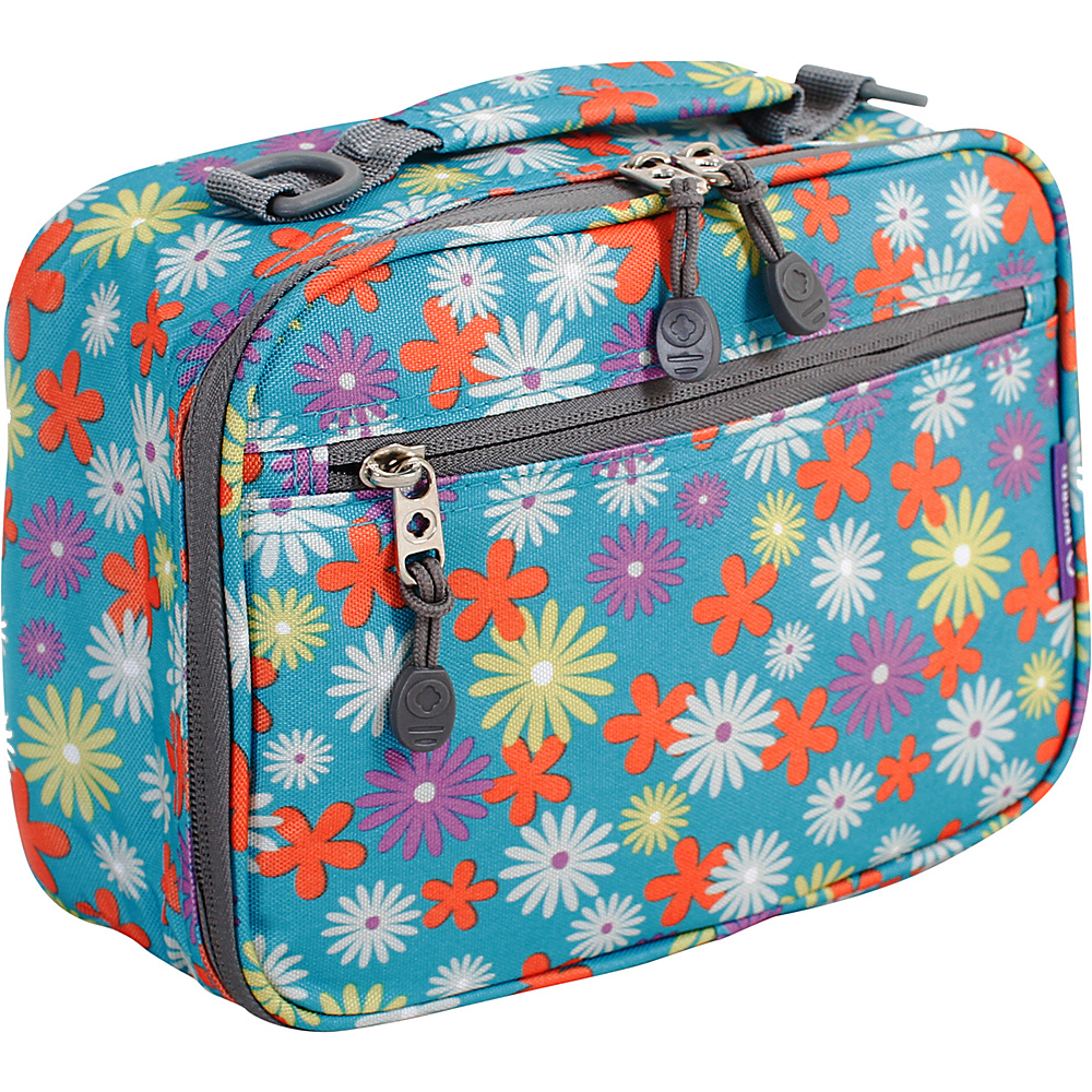 J World New York Cody Lunch Bag SPRING - J World New York Travel Coolers - Travel Accessories, Travel Coolers