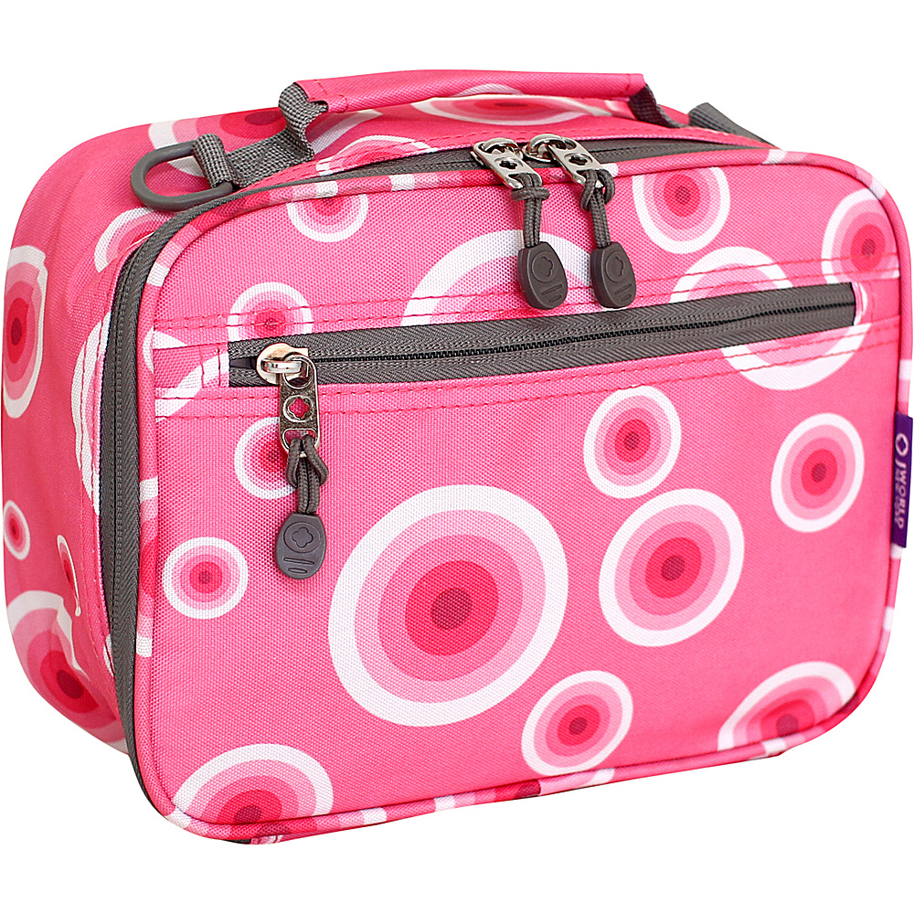 J World New York Cody Lunch Bag Pink Target J World New York Travel Coolers