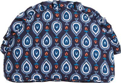 Vera Bradley Ruffle Cosmetic Marrakesh Motifs - Vera Bradley Ladies Cosmetic Bags