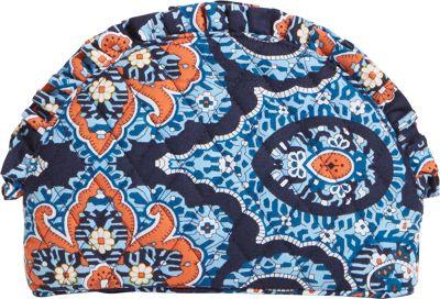 Vera Bradley Ruffle Cosmetic Marrakesh - Vera Bradley Ladies Cosmetic Bags