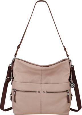 The Sak Sanibel Bucket Shitake - The Sak Leather Handbags