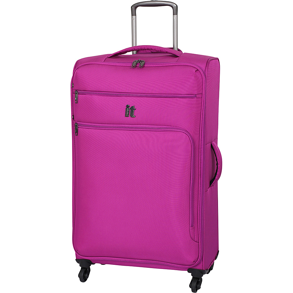 it luggage MegaLite Luggage Collection 31.3 Spinner eBags Exclusive Baton Rouge it luggage Softside Checked