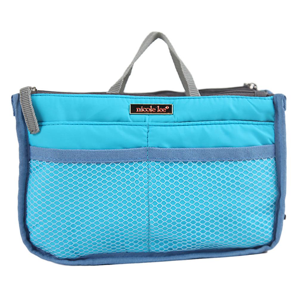 Nicole Lee Catriona Mini Bag Internal Organizer Blue - Nicole Lee Women's SLG Other