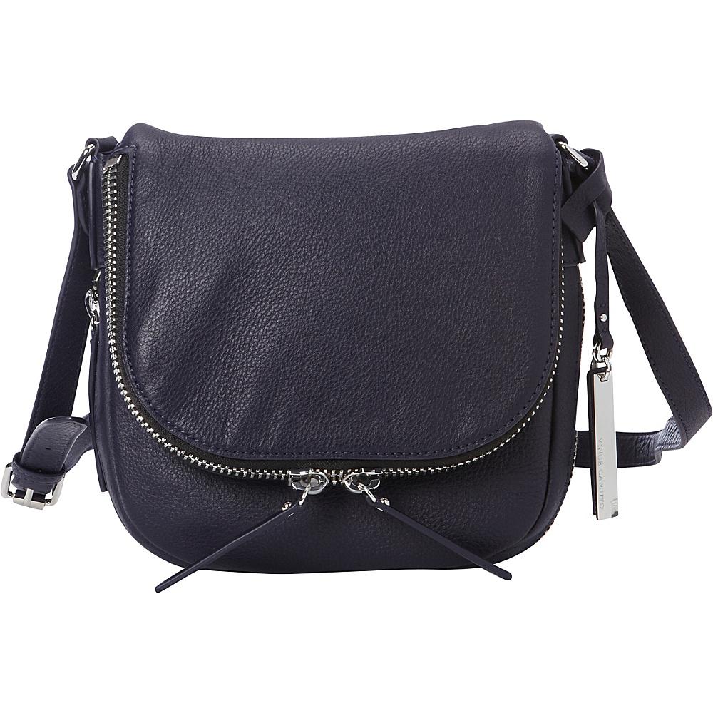 Vince Camuto Baily Crossbody Indigo Vince Camuto Designer Handbags
