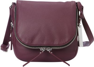 Vince Camuto Vince Camuto Baily Crossbody Berry Wine - Vince Camuto Designer Handbags