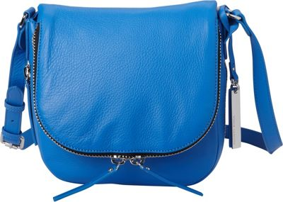 Vince Camuto Vince Camuto Baily Crossbody Intense Blue/ Black/ White - Vince Camuto Designer Handbags