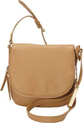 Vince Camuto Baily Crossbody Oak - Vince Camuto Designer Handbags