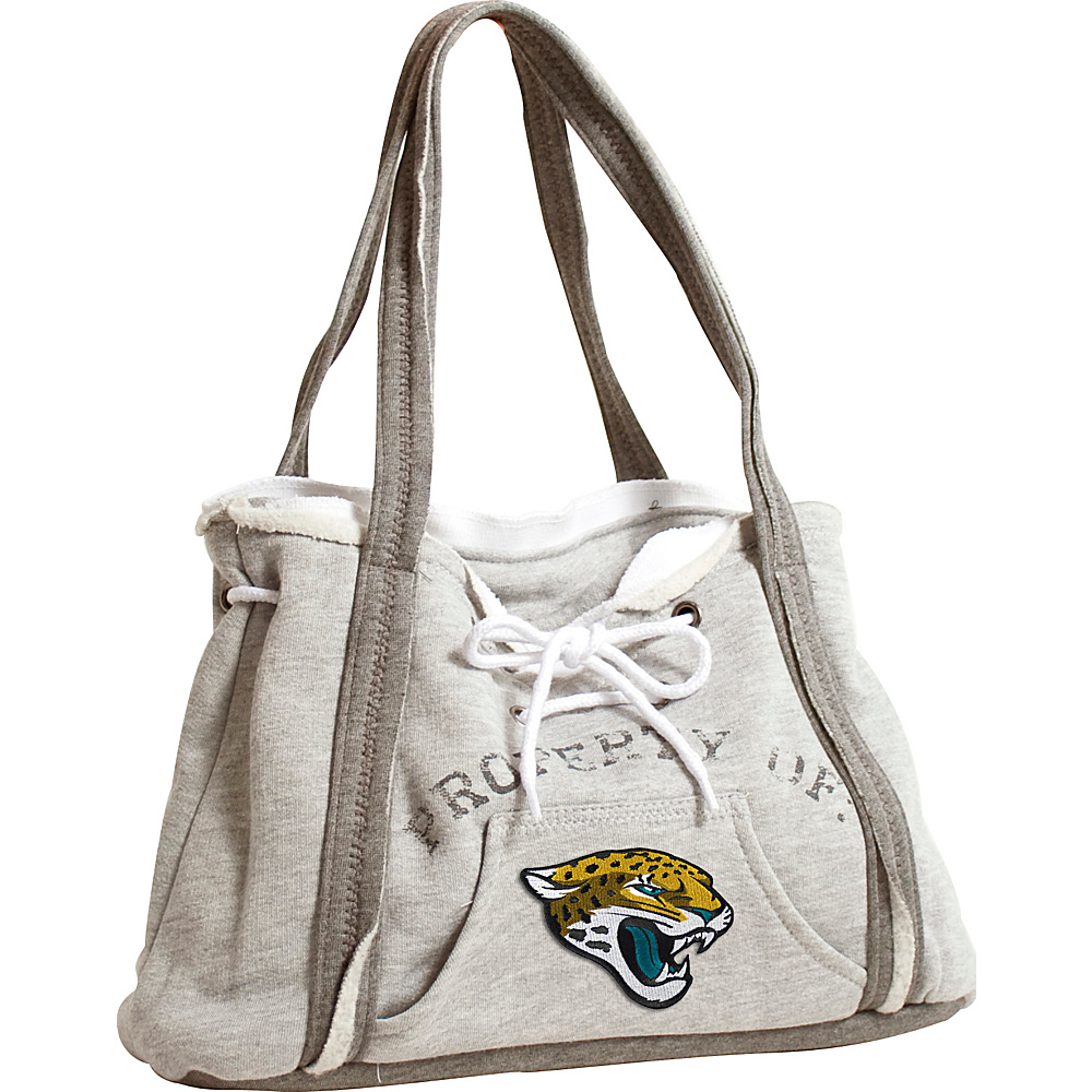 Littlearth Hoodie Purse - NFL Teams Jacksonville Jaguars - Littlearth Fabric Handbags - Handbags, Fabric Handbags