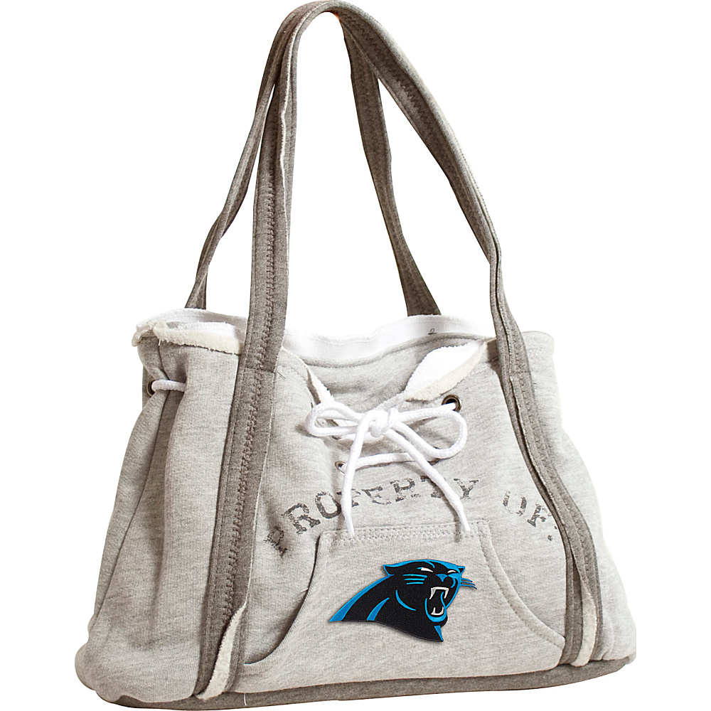 Littlearth Hoodie Purse - NFL Teams Carolina Panthers - Littlearth Fabric Handbags - Handbags, Fabric Handbags