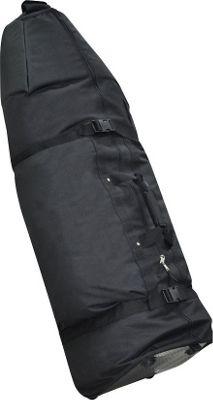 RJ Golf Navigator Golf Travel Bag Black - RJ Golf Golf Bags