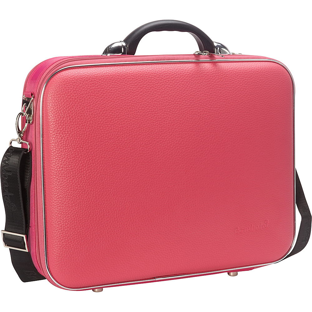 Bombata Bold Laptop Case Pink Bombata Non Wheeled Business Cases