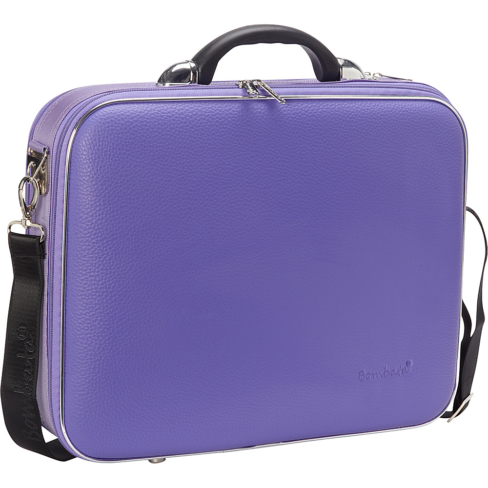Bombata Bold Laptop Case Violet Bombata Non Wheeled Business Cases