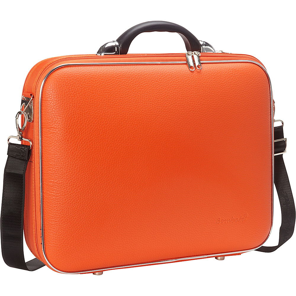 Bombata Bold Laptop Case Orange Bombata Non Wheeled Business Cases