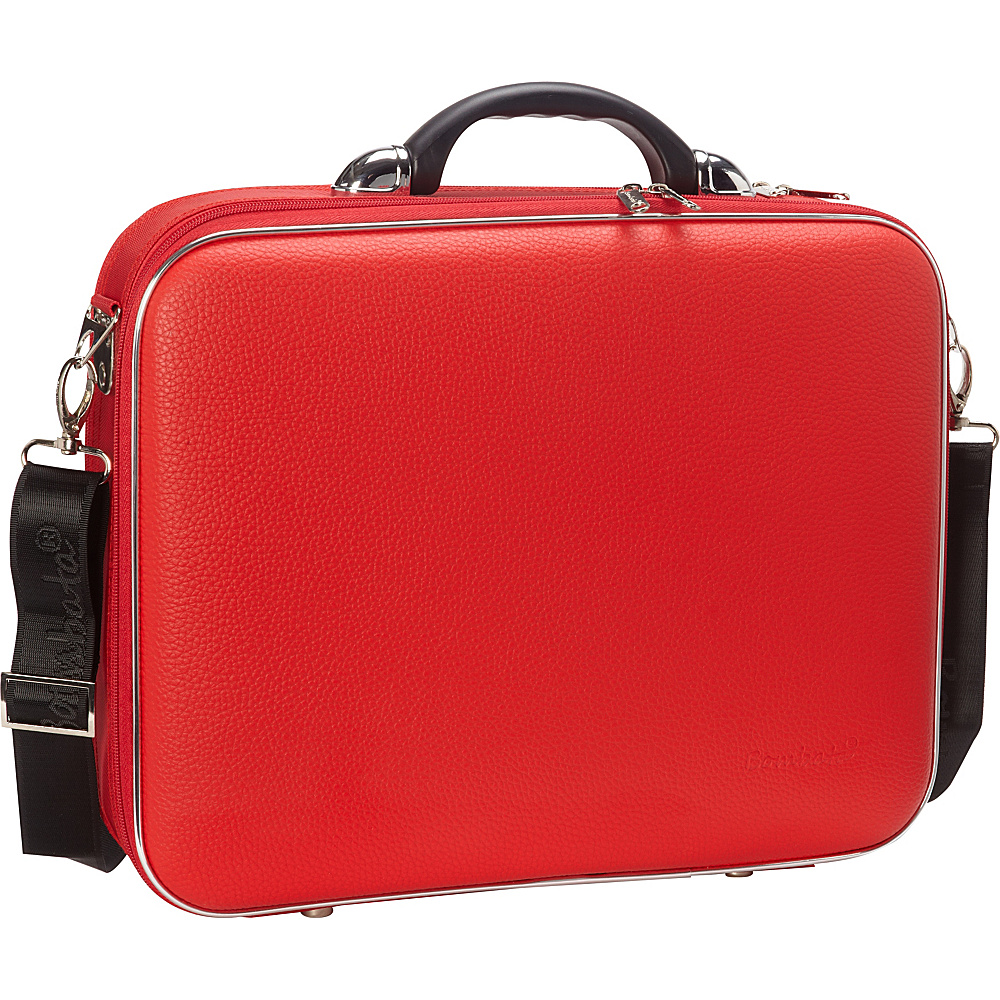 Bombata Bold Laptop Case Red Bombata Non Wheeled Business Cases