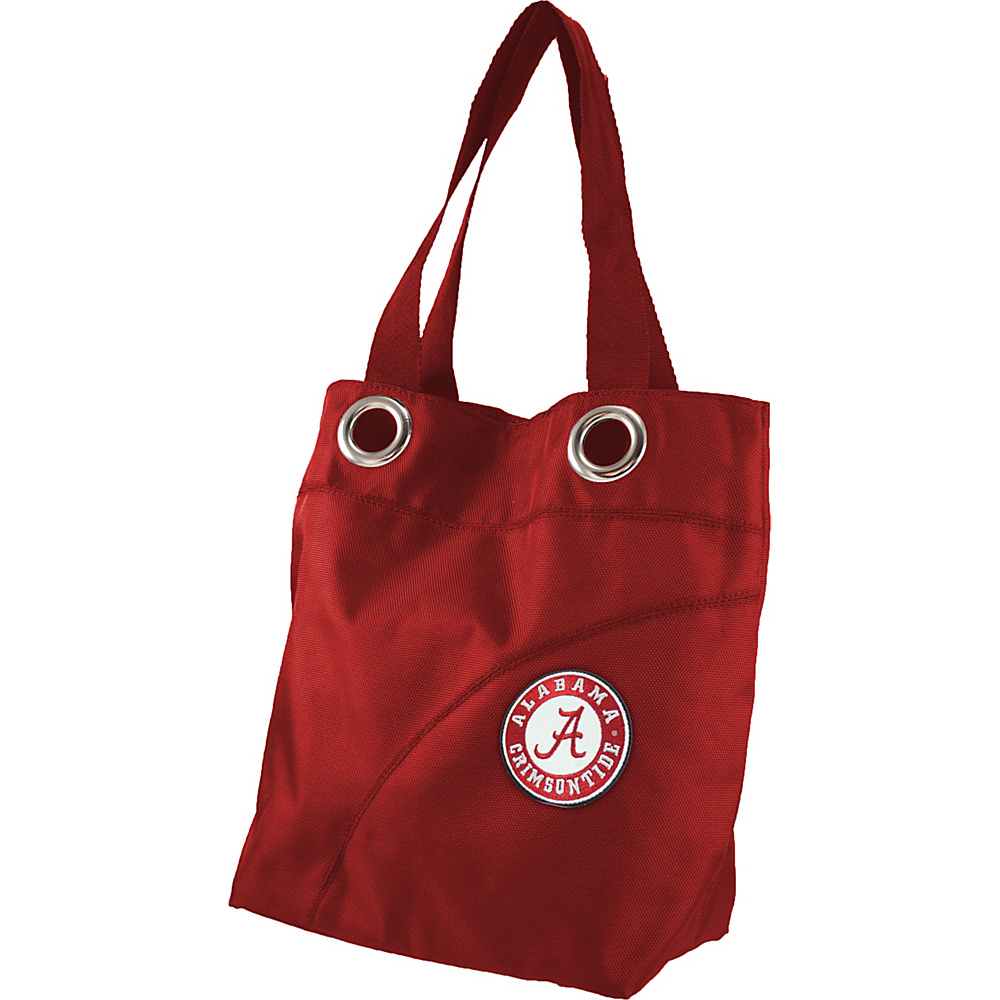 Littlearth Color Sheen Tote - SEC Teams Alabama, U of - Littlearth Fabric Handbags - Handbags, Fabric Handbags