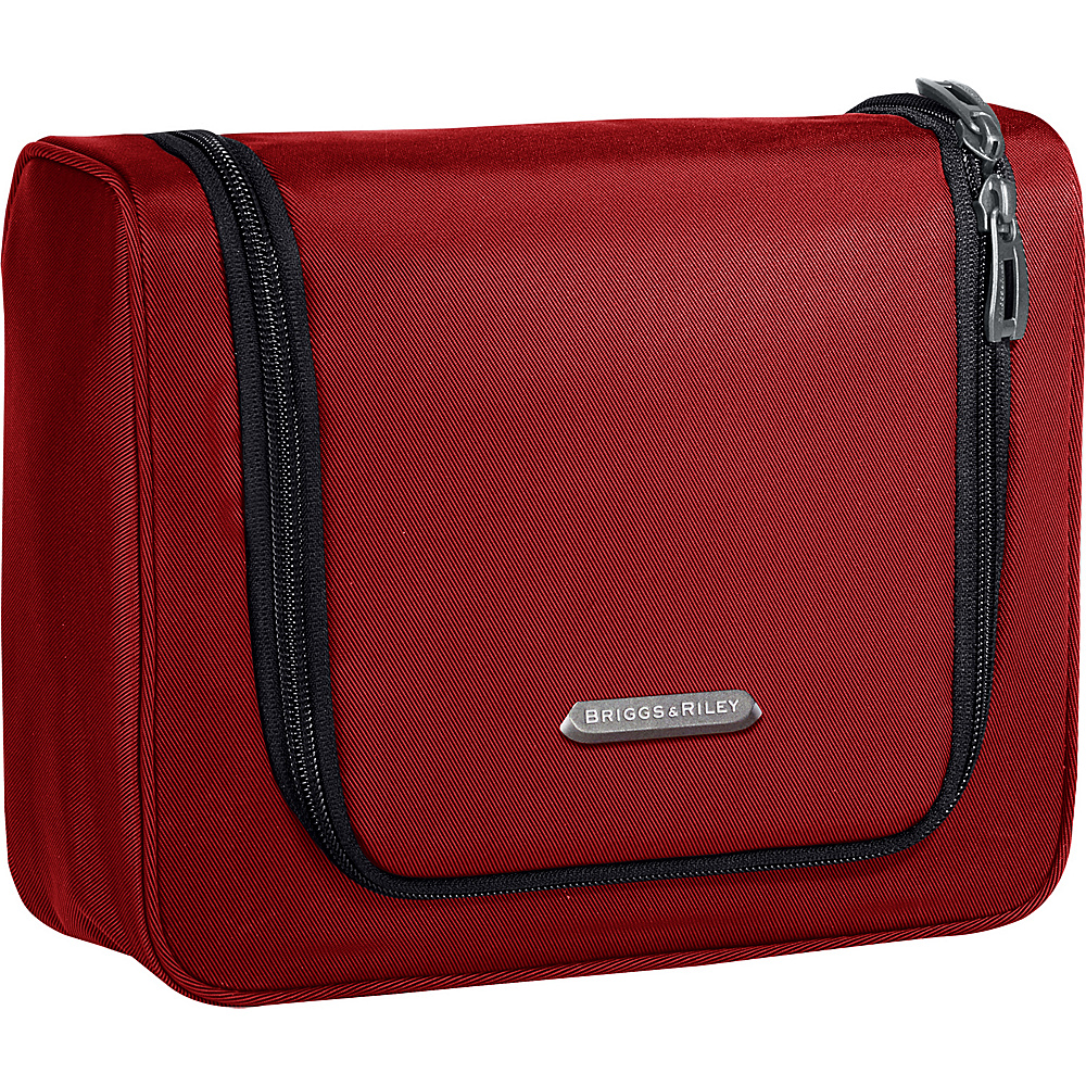 Briggs Riley Transcend 300 Hanging Toiletry Kit Crimson Briggs Riley Toiletry Kits