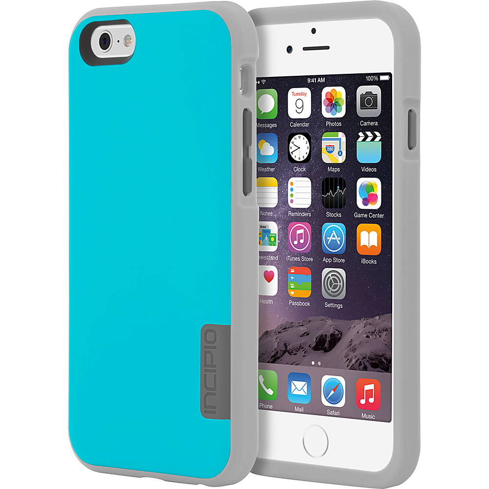 Incipio Phenom iPhone 6 6s Case Blue Gray Incipio Electronic Cases