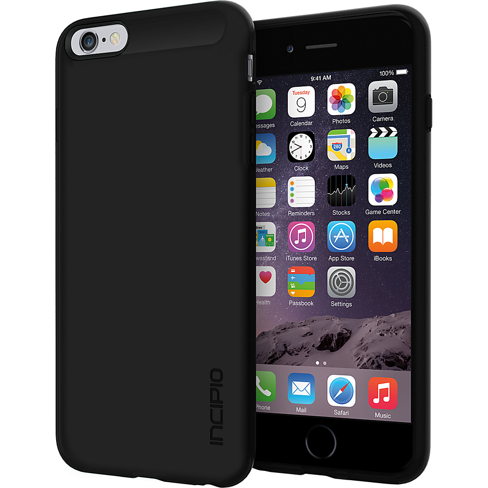 Incipio NGP for iPhone 6/6s Plus Case Translucent Black - Incipio Electronic Cases - Technology, Electronic Cases