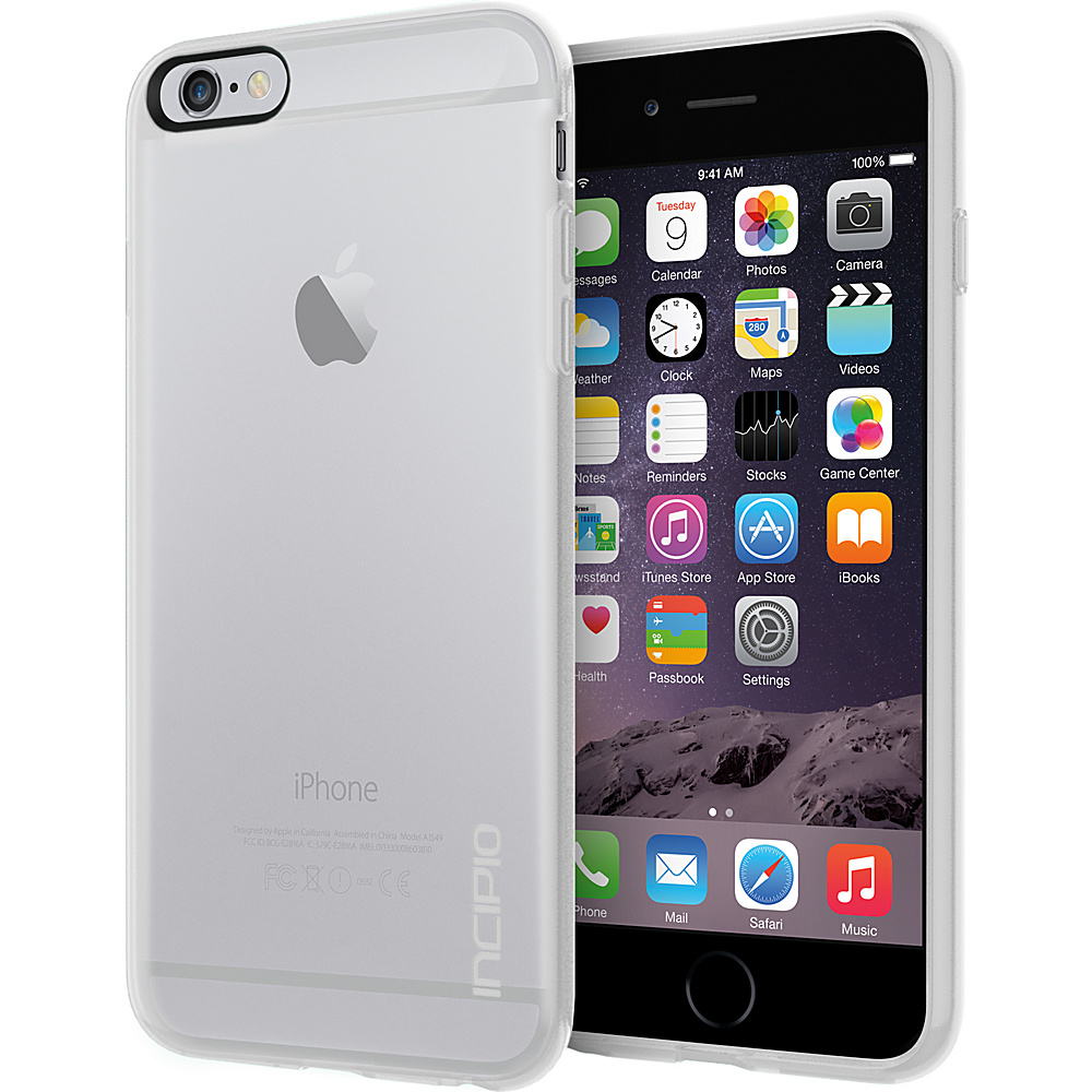 Incipio NGP for iPhone 6/6s Plus Case Translucent Frost - Incipio Electronic Cases - Technology, Electronic Cases