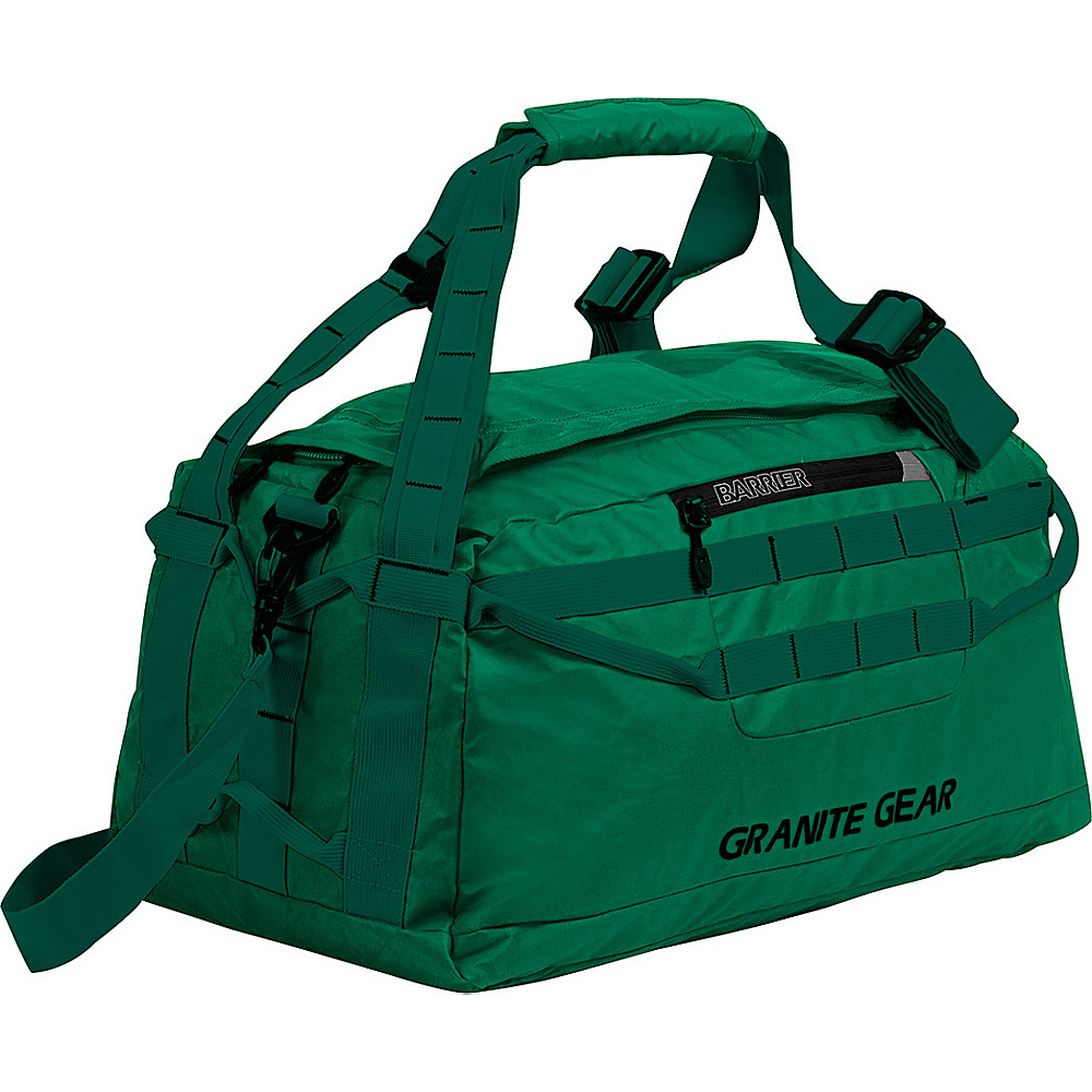 "Granite Gear 20"" Packable Duffel Fern/Boreal - Granite Gear Lightweight packable expandable bags"