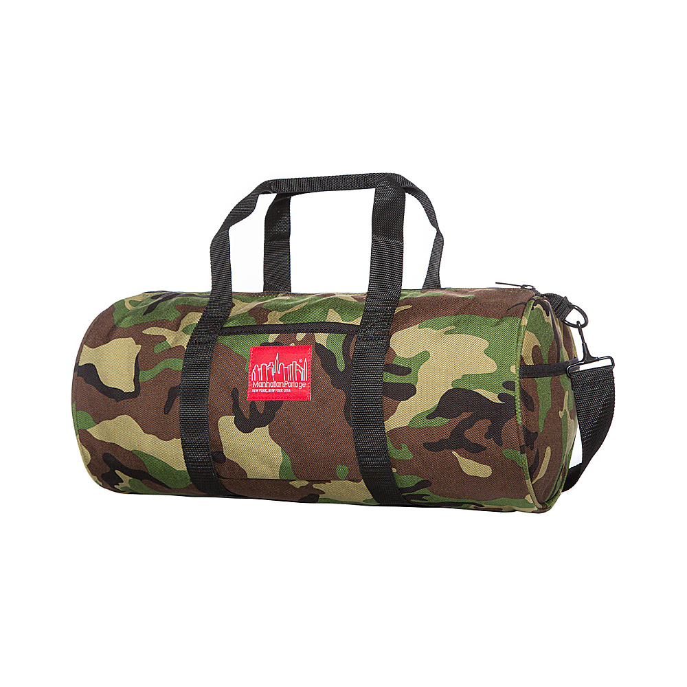 Manhattan Portage Chelsea Medium Drum Duffel Bag Camouflage - Manhattan Portage Travel Duffels - Duffels, Travel Duffels