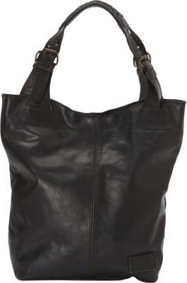 Sharo Leather Bags Soft Leather Black Hobo Black - Sharo Leather Bags Leather Handbags