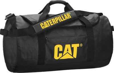 CAT Everglades Duffel Bag Black - CAT Outdoor Duffels
