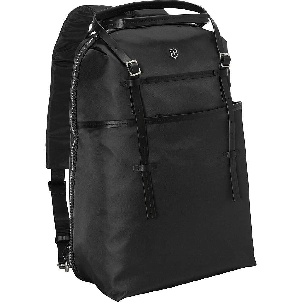 Victorinox Harmony Laptop Backpack Black Victorinox Laptop Backpacks