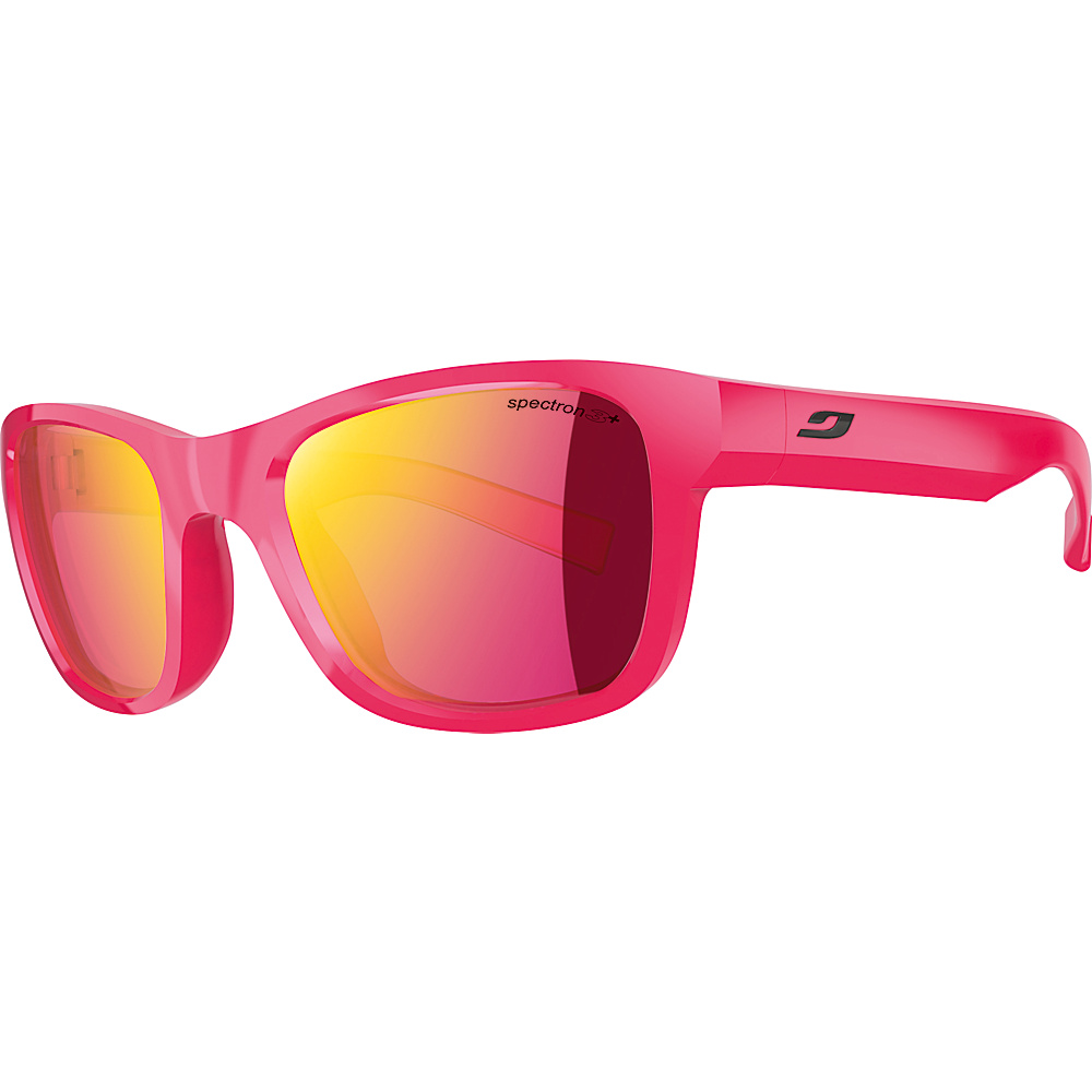 Julbo Reach L Sunglasses with Spectron 3CF Lenses Pink Julbo Sunglasses