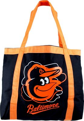 Littlearth Team Tailgate Tote - MLB Teams Baltimore Orioles - Littlearth Fabric Handbags