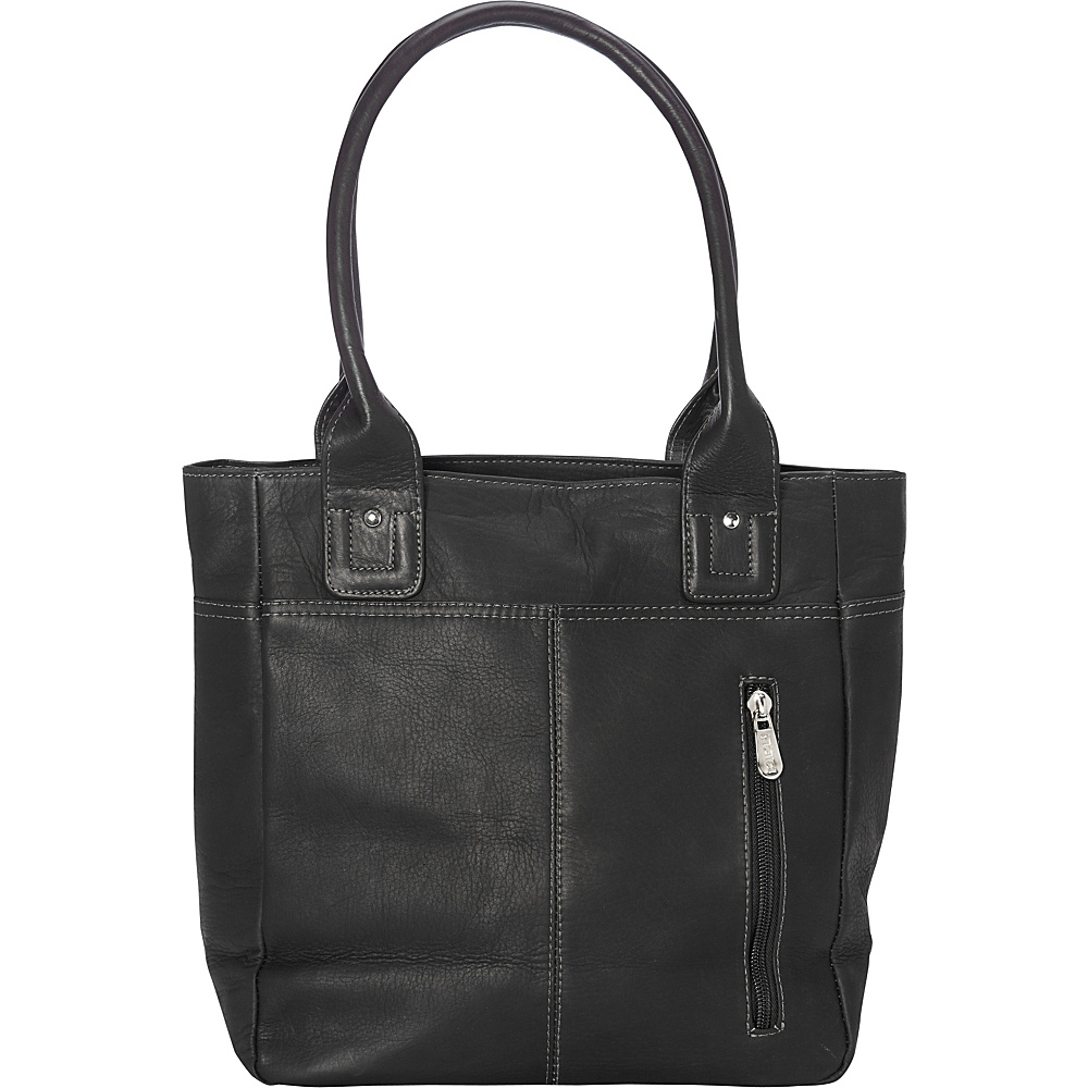 Piel Small Tablet Tote Black - Piel Womens Business Bags - Work Bags & Briefcases, Women's Business Bags