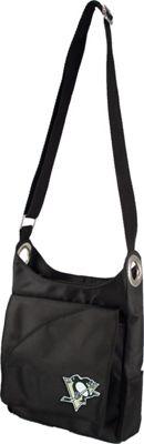 Littlearth Color Sheen Crossbody - NHL Teams Pittsburgh Penguins - Littlearth Fabric Handbags