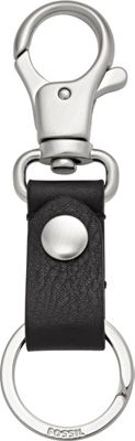 Fossil Evan Key Fob Black - Fossil Business Gifts