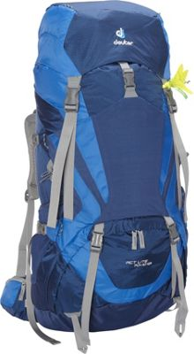 Deuter ACT Lite 70+10 SL Midnight/Ocean - Deuter Day Hiking Backpacks
