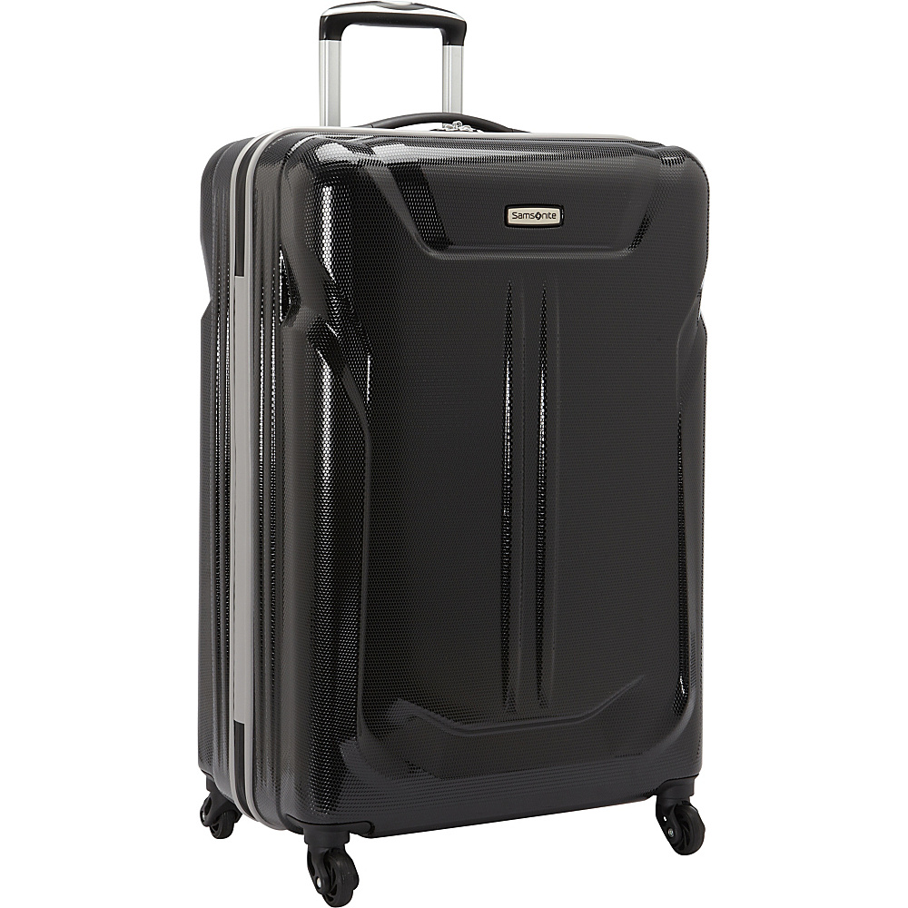 Samsonite LiFTwo Hardside Spinner 25 Black Samsonite Hardside Checked