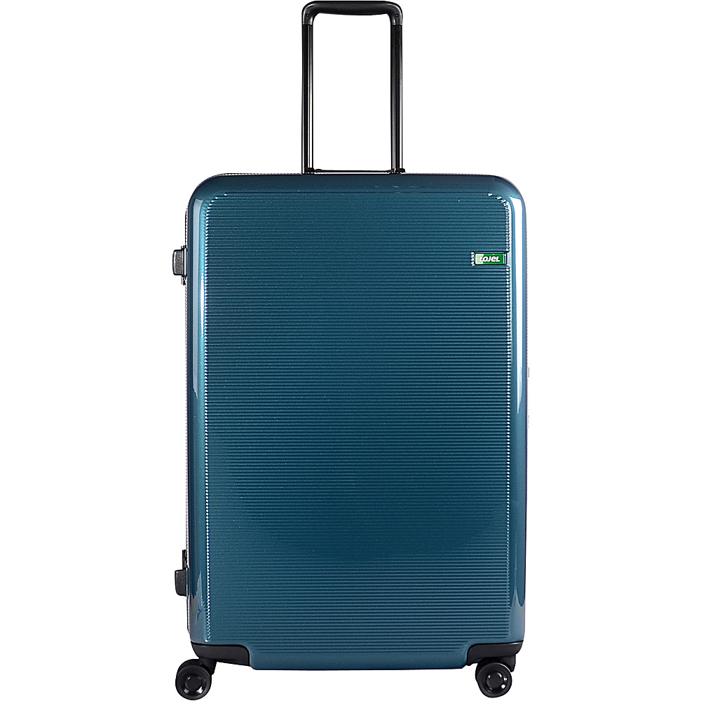 Lojel Horizon Large Hardside Spinner Luggage Blue Sapphire Lojel Hardside Checked