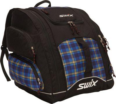Swix Barclay Tri Pack Barclay Plaid - Swix Ski and Snowboard Bags