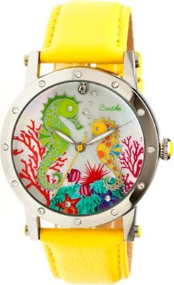 Bertha Watches Morgan Watch Yellow/Multicolor - Bertha Watches Watches