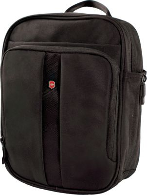 Victorinox Lifestyle Accessories 4.0 Vertical Travel Companion Black - Victorinox Other Men's Bags