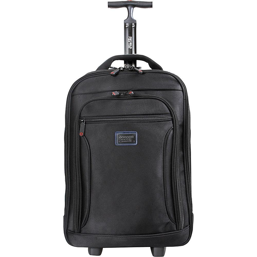 J World New York Astor Business Carry-On Black - J World New York Business & Laptop Backpacks - Backpacks, Business & Laptop Backpacks
