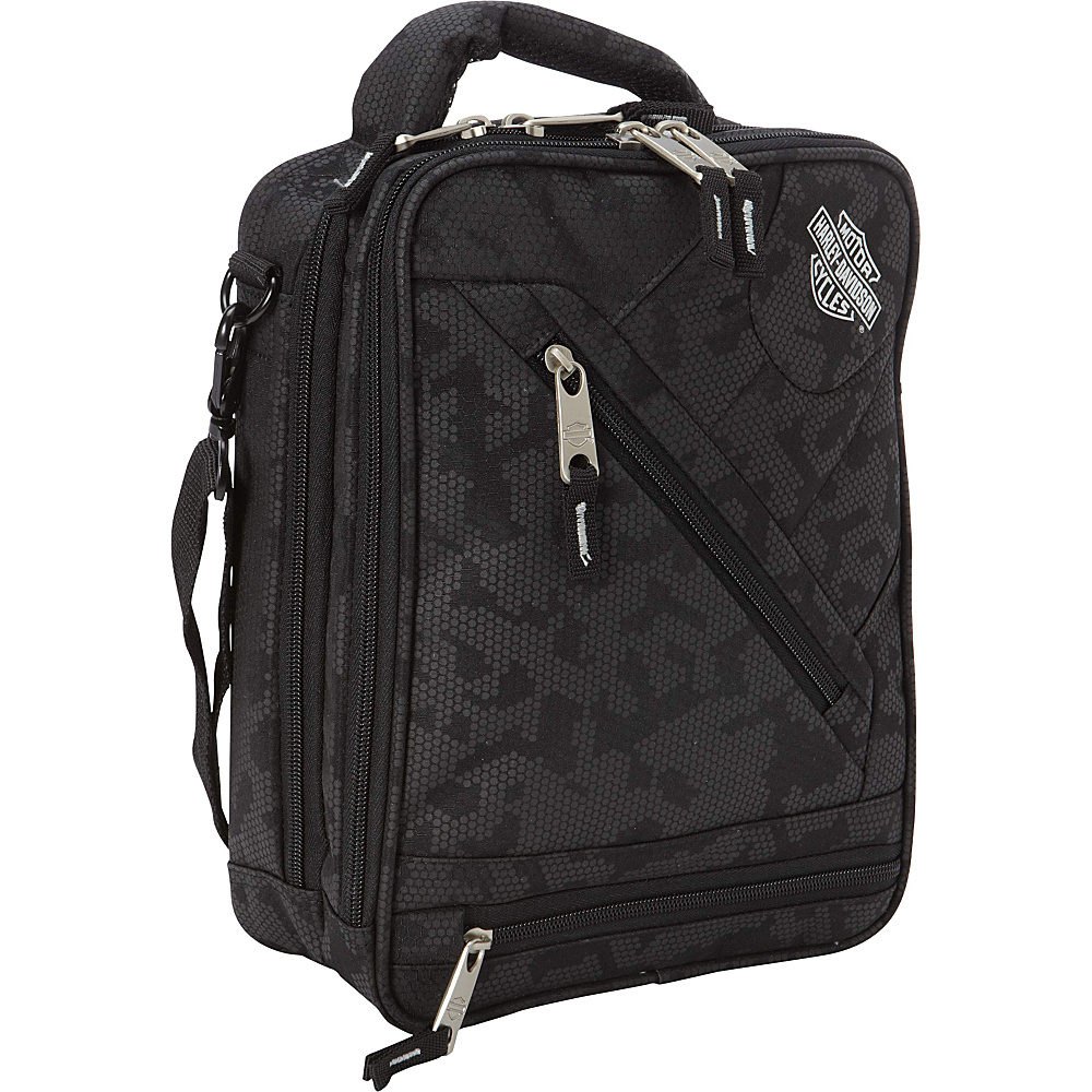 Harley Davidson by Athalon Business Travel Tote Night Vision Harley Davidson by Athalon Other Men s Bags