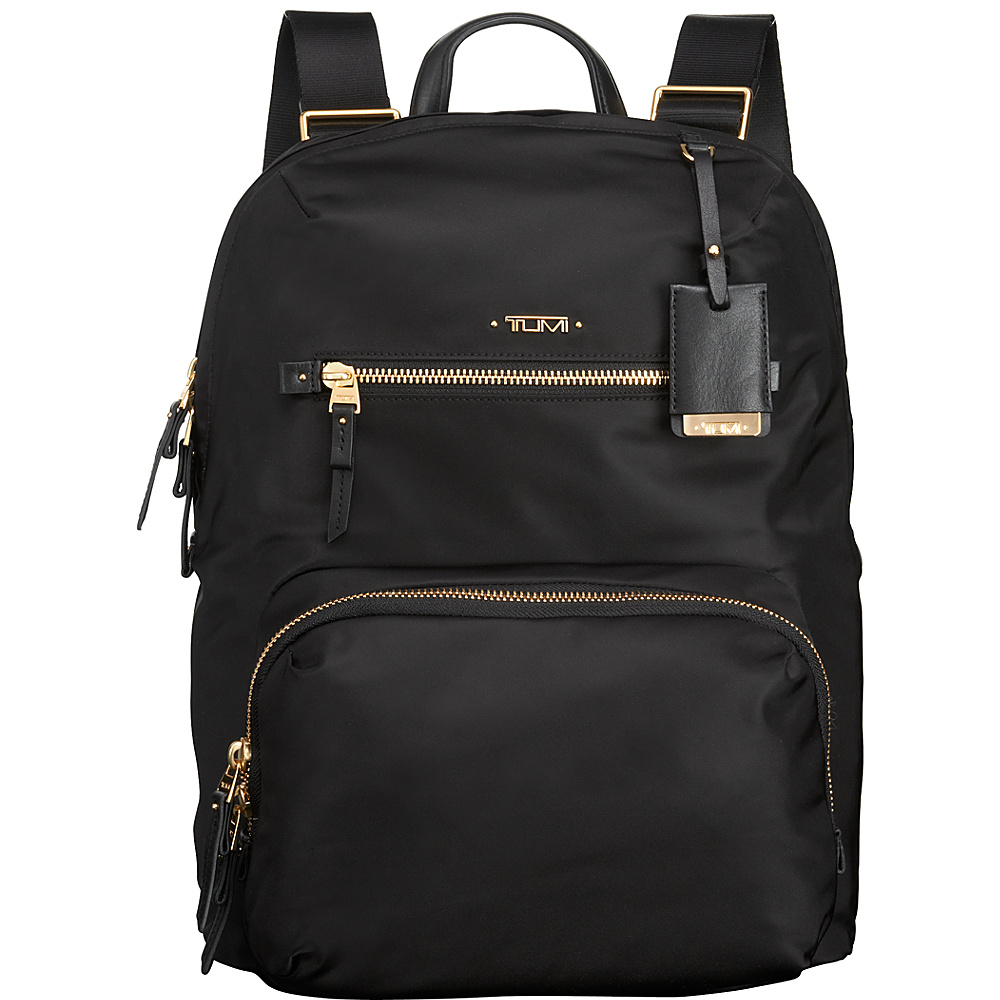 Tumi Voyageur Halle Backpack Black - Tumi Laptop Backpacks - Backpacks, Laptop Backpacks